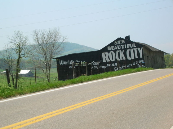 SEE ROCK CITY today
