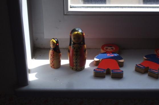 poupées & poupées
