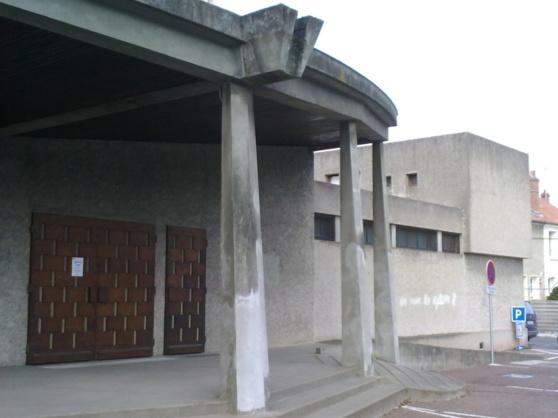 église de béton 1