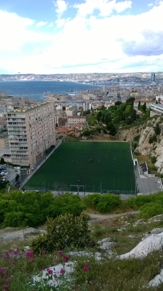 quelques notes sur marseille