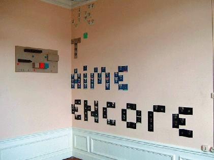 Je t'Aime Encore - Bureau L'Imprimante 2004