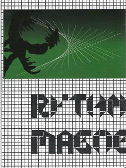 RYTHMES MAGNETIQUES dessins, signes et icônes rassemblés subjectivement