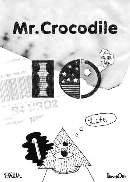 MRCROCODILE 10