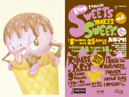 SWEETS MAKES ME SWEET