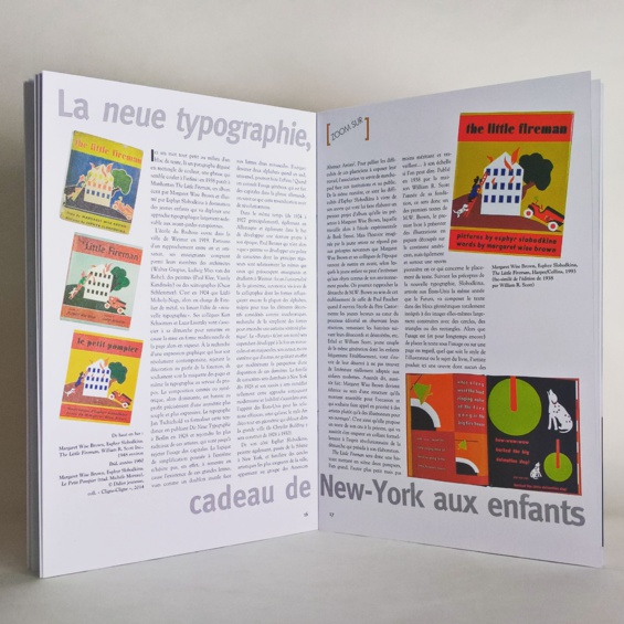 La neue typographie