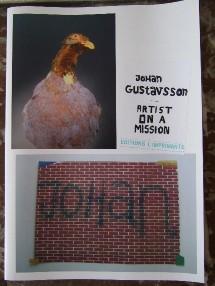 Artist on a mission