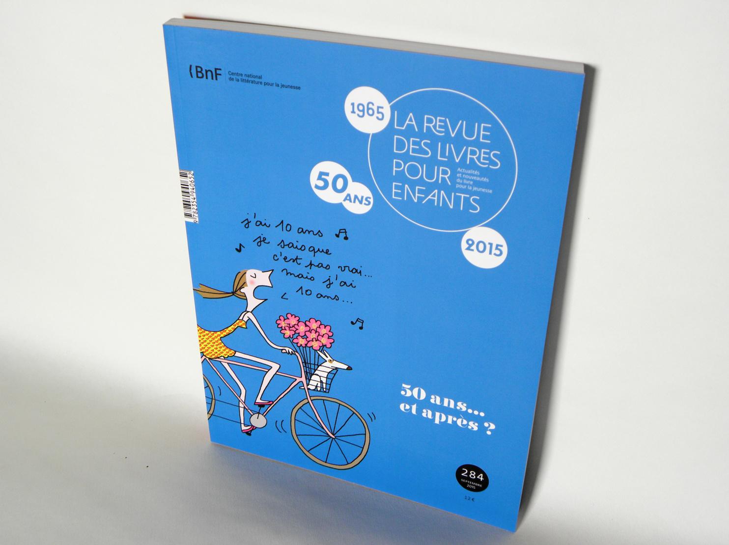 La Revue des livres pour enfants