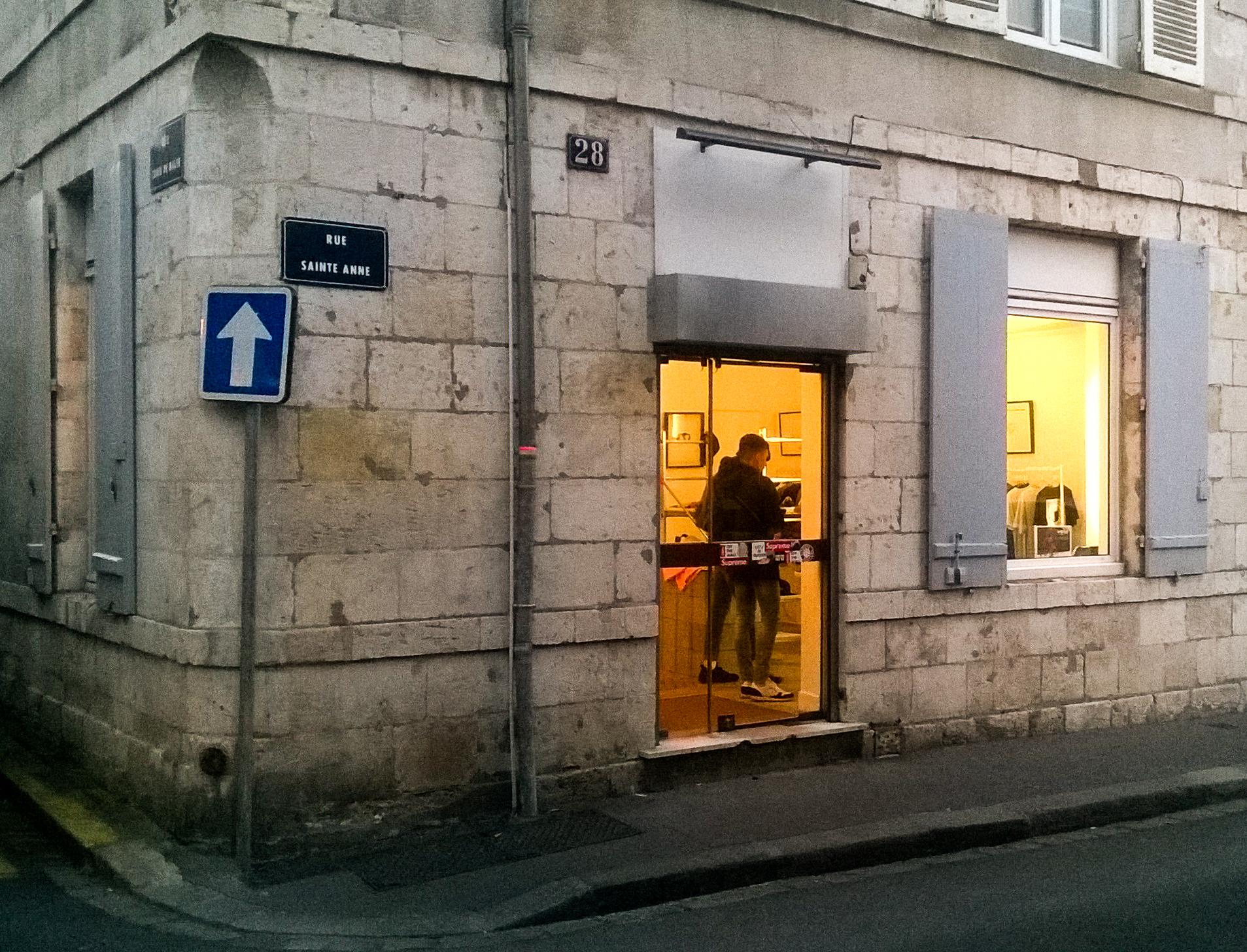 28 rue Sainte-Anne